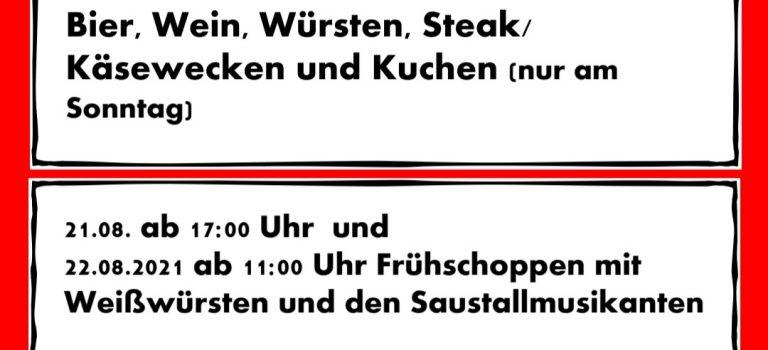 """""""Straßenfest"""" 2021"""
